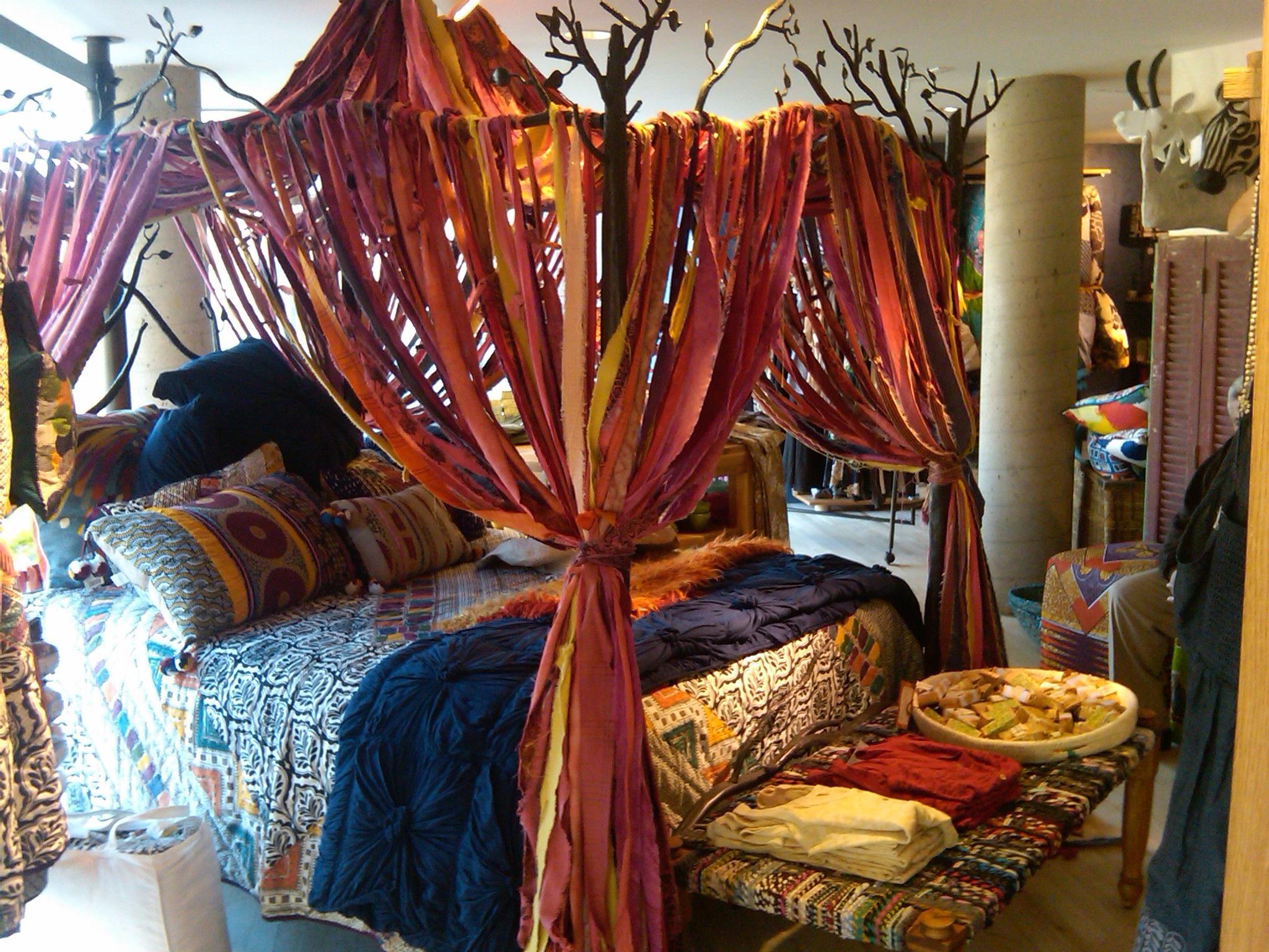 Bohemian Style Bedroom Decorating Ideas | Royal Furnish on Bohemian Bedroom Ideas  id=30325