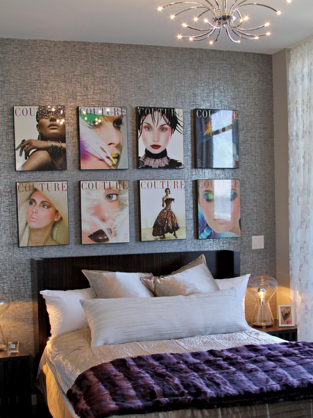 15 Cheap Wall Decor Ideas for Bedroom | Royal Furnish on Bedroom Ideas Cheap  id=78571