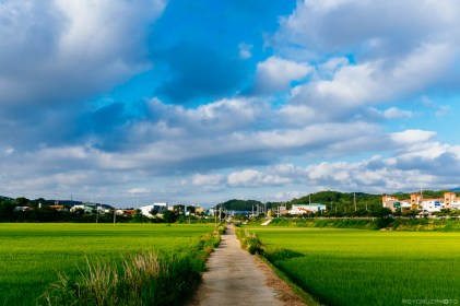 Korea Landscape Photographer Summer Clouds Over Tongyeong-7