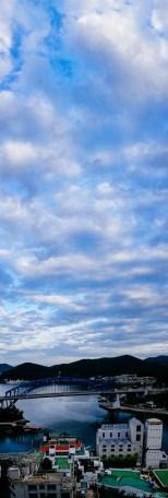 Korea Landscape Photographer Summer Clouds Over Tongyeong-8