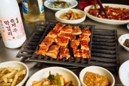 Jeju BBQ and Magkeolli-1