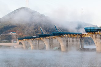 Korea Industrial Photographer KGAL Weir Project-1