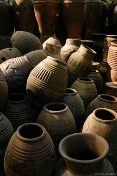 Traditional pottery, Vigan, Ilocos Sur