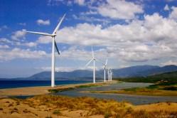 Bangui Windfarm, Ilocos Norte