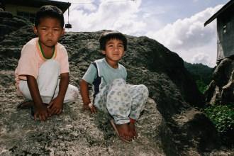 Children of Sagada, Philippines