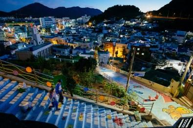 Tongyeong 99 Steps Walking-1