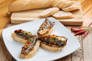Laguna Philippines Korea Food Photographer Sophies Gourmet Sardines-10