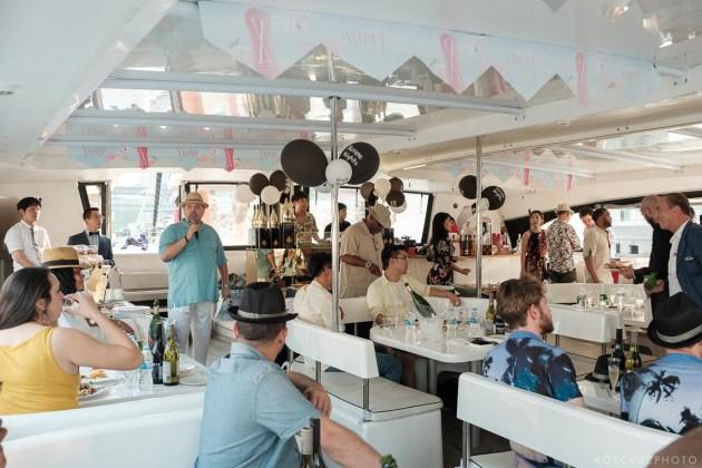 Busan Haeundae Gwanganli Event Yacht Party Photographer-22