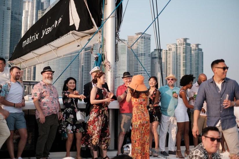 Busan Haeundae Gwanganli Event Yacht Party Photographer-26