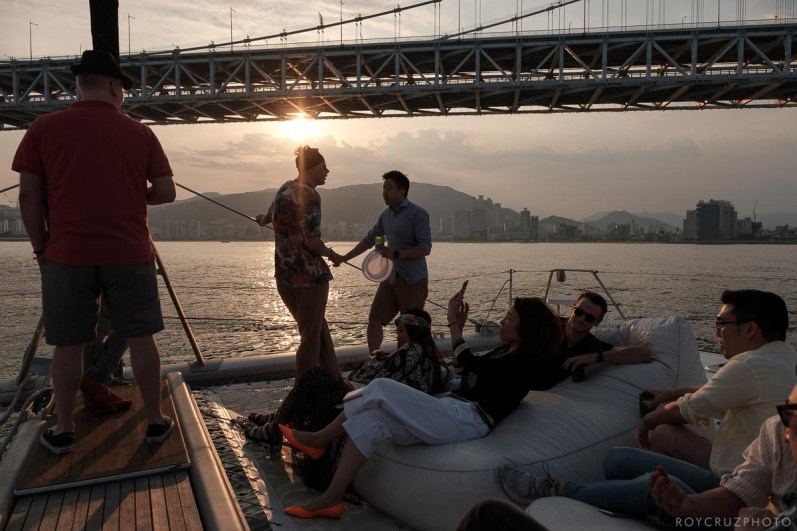 Busan Haeundae Gwanganli Event Yacht Party Photographer-31