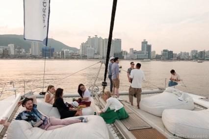Busan Haeundae Gwanganli Event Yacht Party Photographer-49