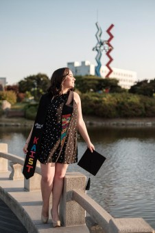 Daejeon South Korea Graduation Portrait Photographer-13