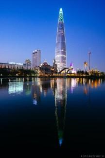 Seoul Lotte World Tower South Korea Street Travel Documentary Photographer-1