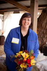 Jennifer Stout, store manager for Royer's in Shillington, Berks County. (Genevieve Leiper Photography)