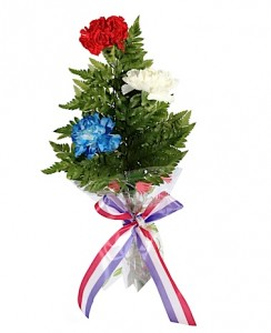 croppedVeterans Day bouquet