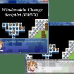 Windowskin Changer Scriptlet (RMVX)