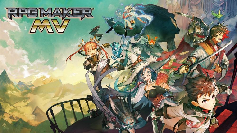 RPG Maker MV Update V1.3 – V1.3.1