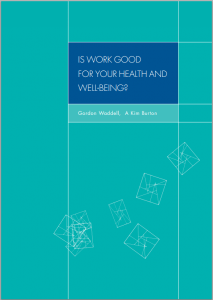 Is work good for your health and well-being?