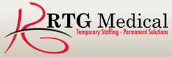 RTG Logo. Staffing agency.