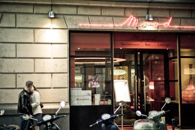 Mood restaurant Paris