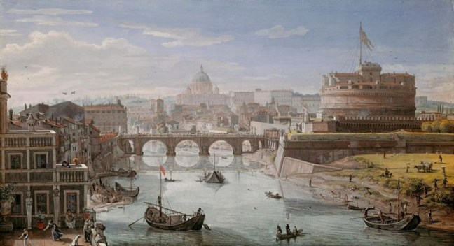 rome-on-the-tiber