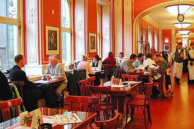 Кафене Лувъра