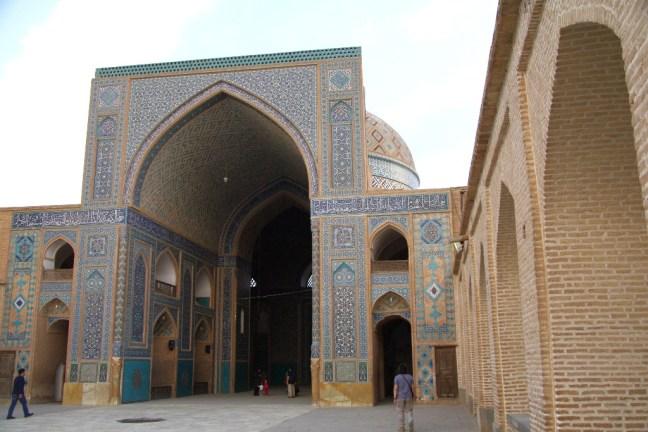 Петъчната джамия