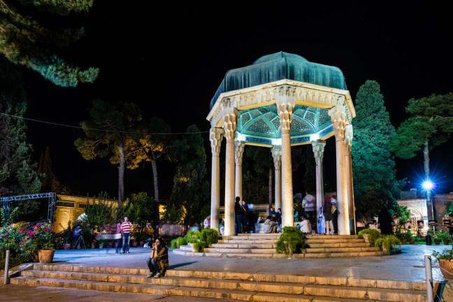 Гробница на Хафез