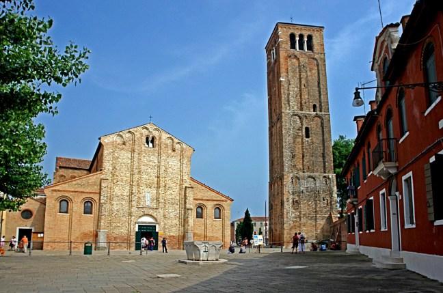 Базилика Санта Мария и Сан Донато