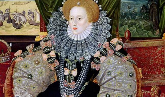 Кралица Елизабет І