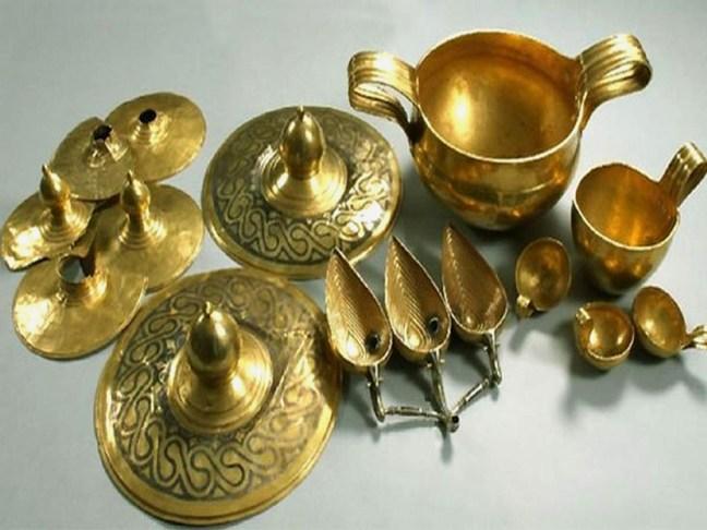Златни накити Свищов
