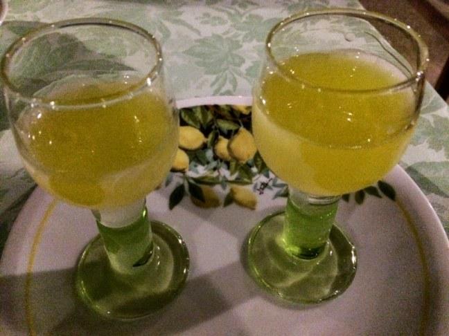 Домашен лимонов шербет