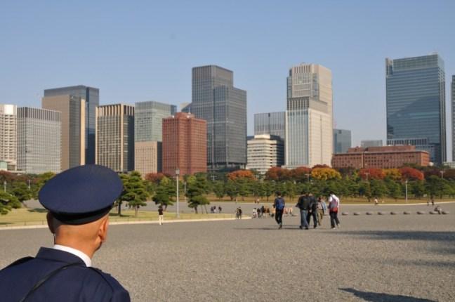 Съвременно Токио под погледа на японски полицай