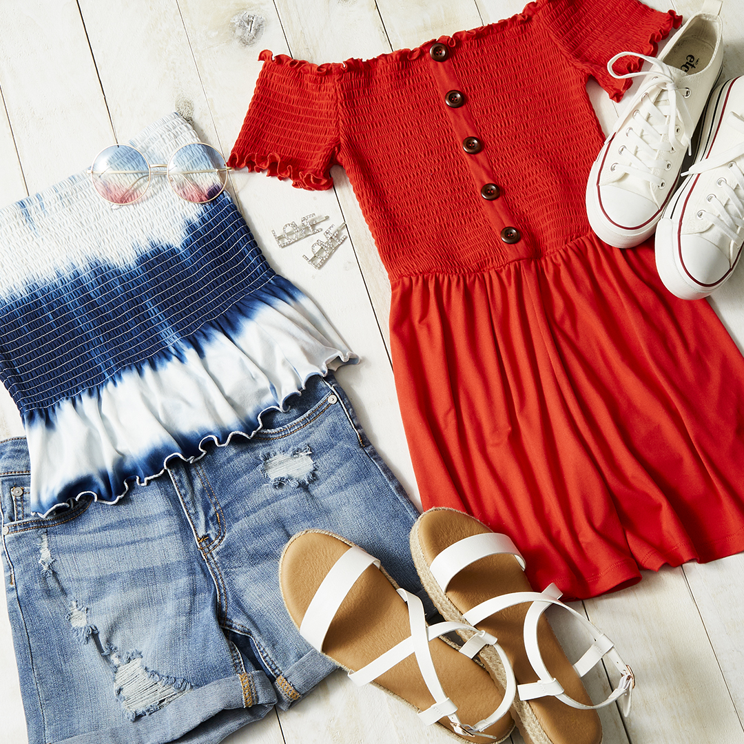 outfits for the 4th of july