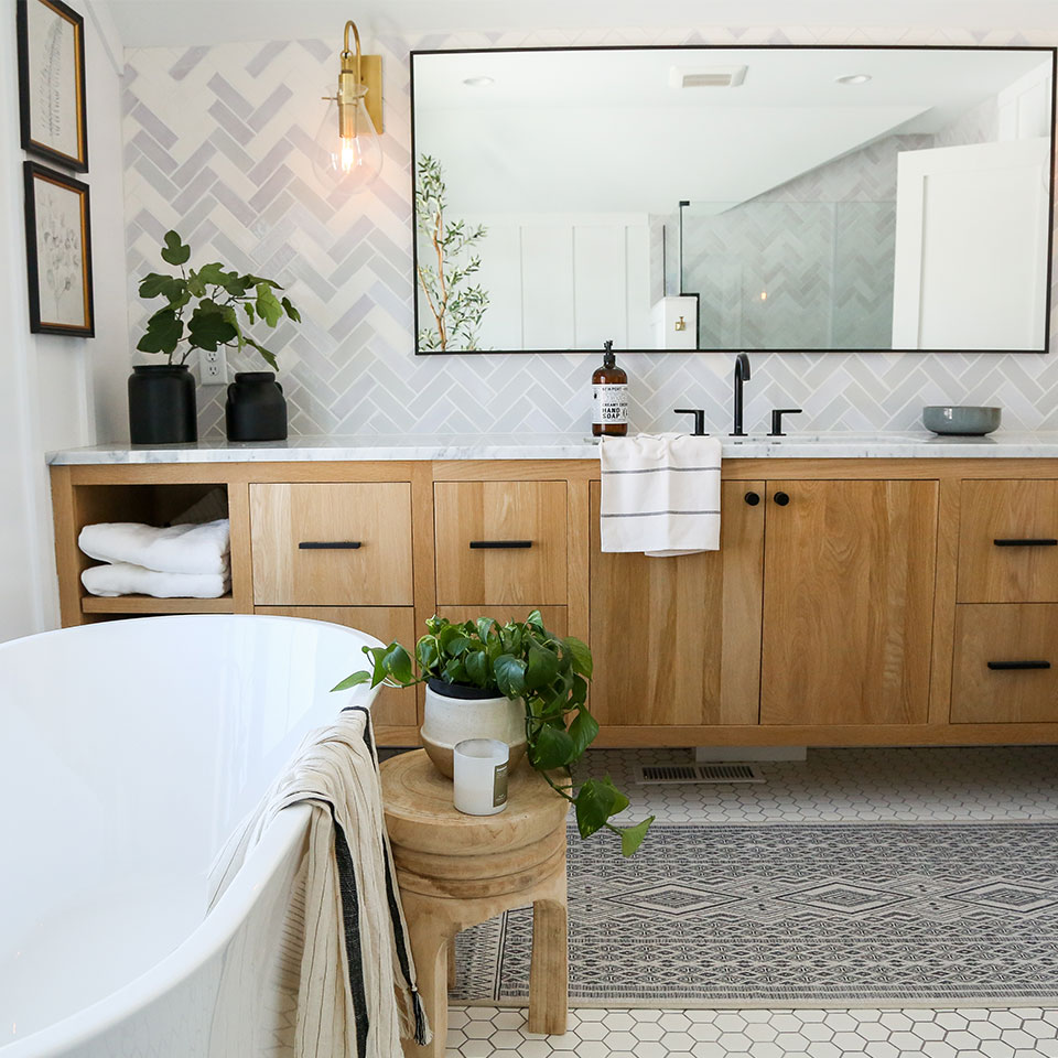 9 easy bathroom decor ideas that