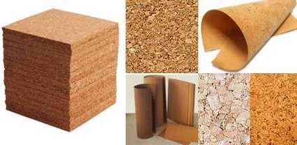 Пробка - природный отделочный материал