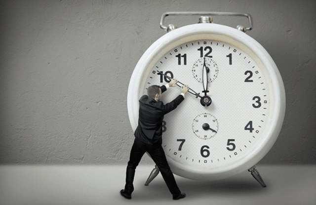 O guia definitivo contra a falta de tempo