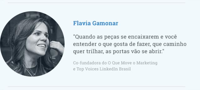 entrevista flavia gamonar