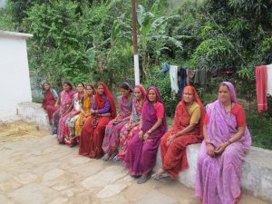 The women of Badoli Sera