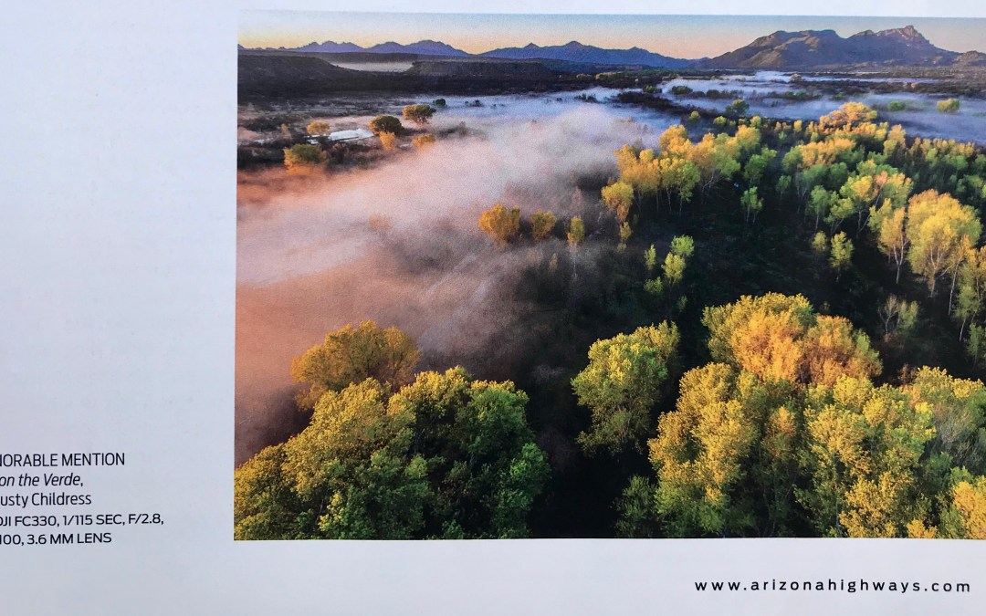 2017-2018 Arizona Highways Magazine Photos Of the Year