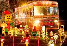 Christmas Lights Everywhere