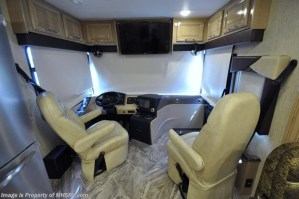 2018 Coachmen Sportscoach 408DB driver seat