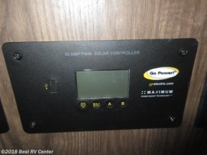 Forest River Rockwood Extreme solar control