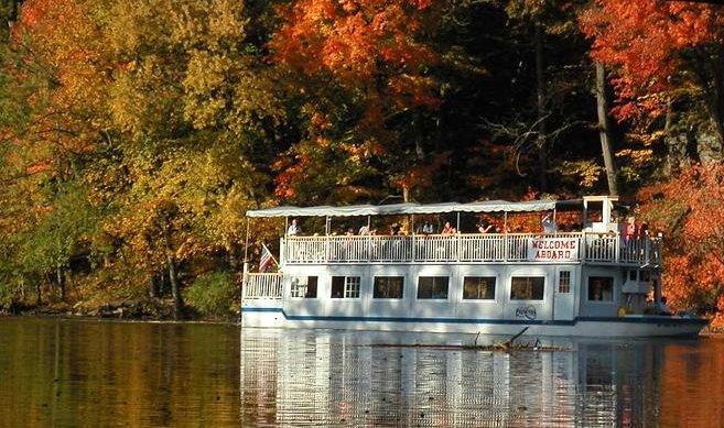 36th Annual Color Cruise and Island Festival- Grand Ledge, Michigan