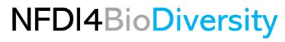 Logo von NFDI4BioDiversity
