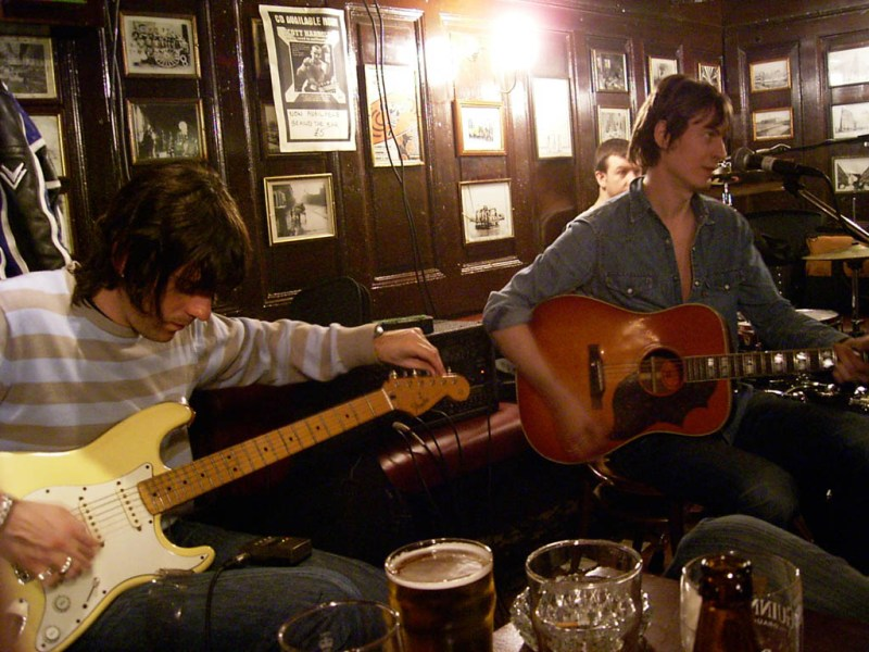 The Vagabonds – the World's Best Trio (according to the bill).