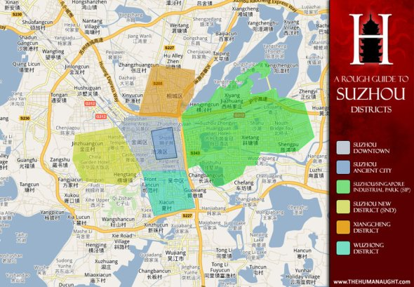 suzhou-district-map