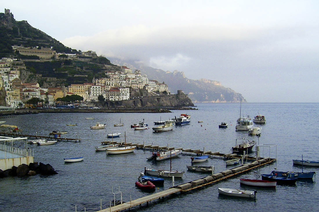 The town's lifeblood, the marina, is the source of many a local's income and many a tourist's feast.