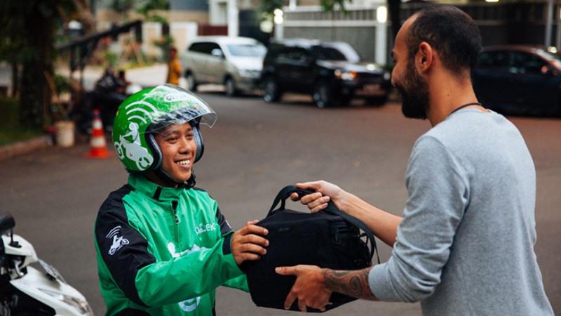 Semangatnya Driver Go-Jek Mengejar Poin | Ryan Mintaraga (techinasia)