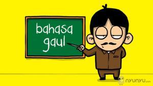 Bahasa Gaul Anak-anak BG yang Bikin Ngakak | Ryan Mintaraga (Nyunyu)